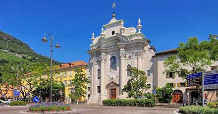 Abtei Muri Gries in Bozen