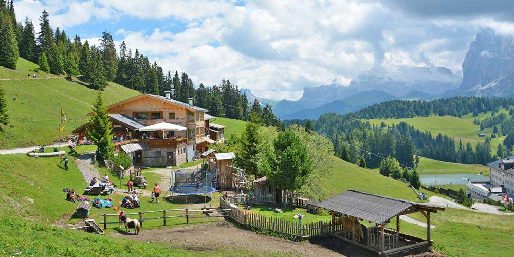 Ferienwohnung oder Ferienhaus in Soraga di Fassa