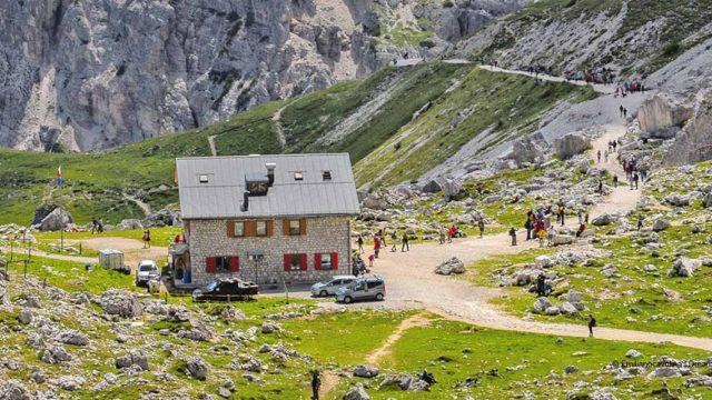 Ferienhäuser im Val di Fiemme ab 8 Personen