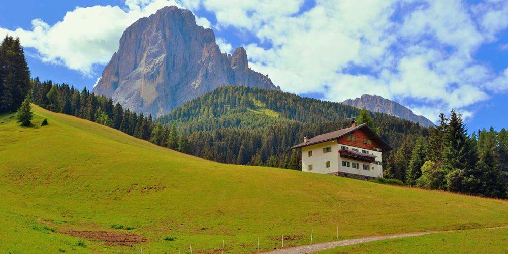 Ferienwohnung oder Ferienhaus in Bozen