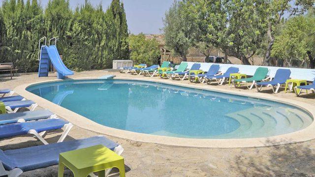 Ferienhäuser mit Pool im Val di Fiemme